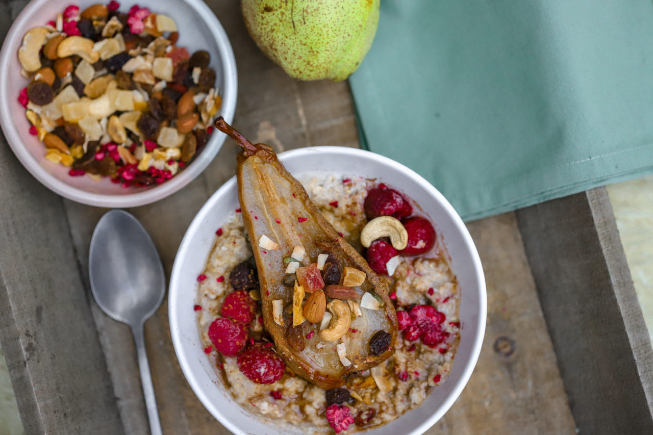 Pear Porridge