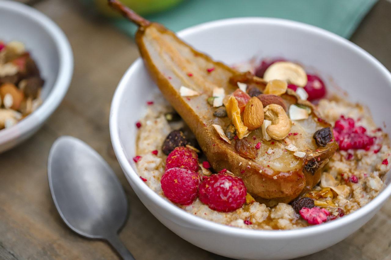 Poire Porridge