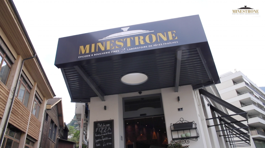 Minestrone Montreux